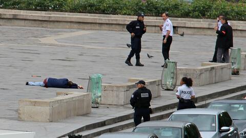 Policía de Francia arresta a familiares del sujeto que habría intentado...