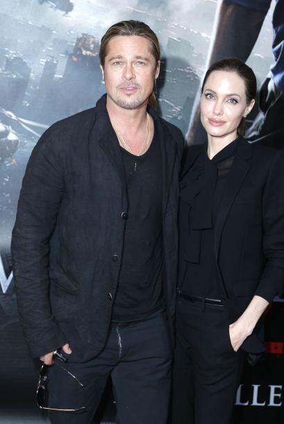 ¿Crees que la pareja que hacían JLo y Marc se parece a la de Angelina y...