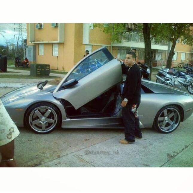 Autos de Daddy Yankee