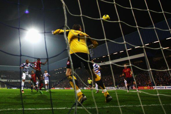 Touré anotó el gol del triunfo de su equipo, el Manchester City.