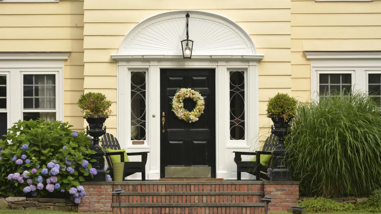 Haz lucir fantástica la entrada de tu hogar con estas 10 ideas geniales.