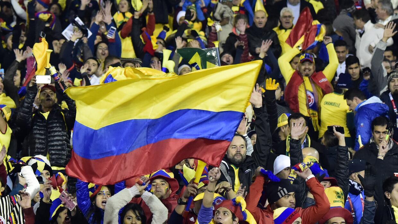Un muerto y dos heridos fue el saldo de los festejos en Colombia.