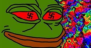 Pepe la Rana Nazi ancho