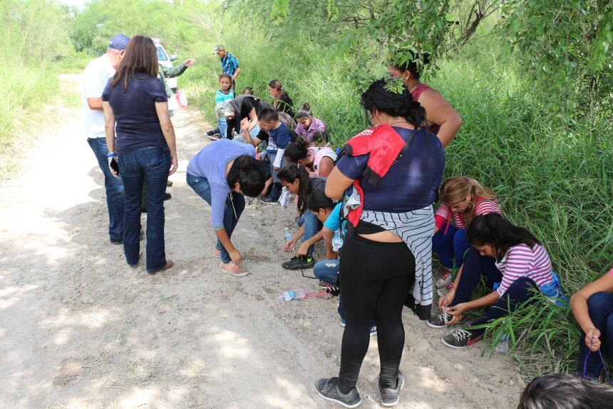 Según datos oficiales, en el sector del Valle del Río Grande es donde se...