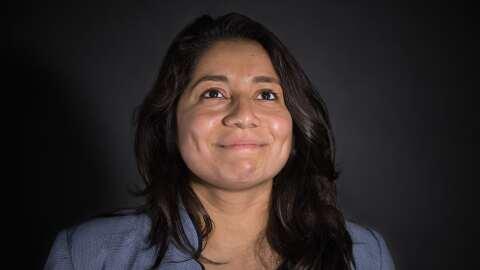 Allyson Duarte, una dreamer de 25 años.