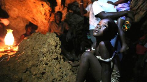 Cueva Haiti