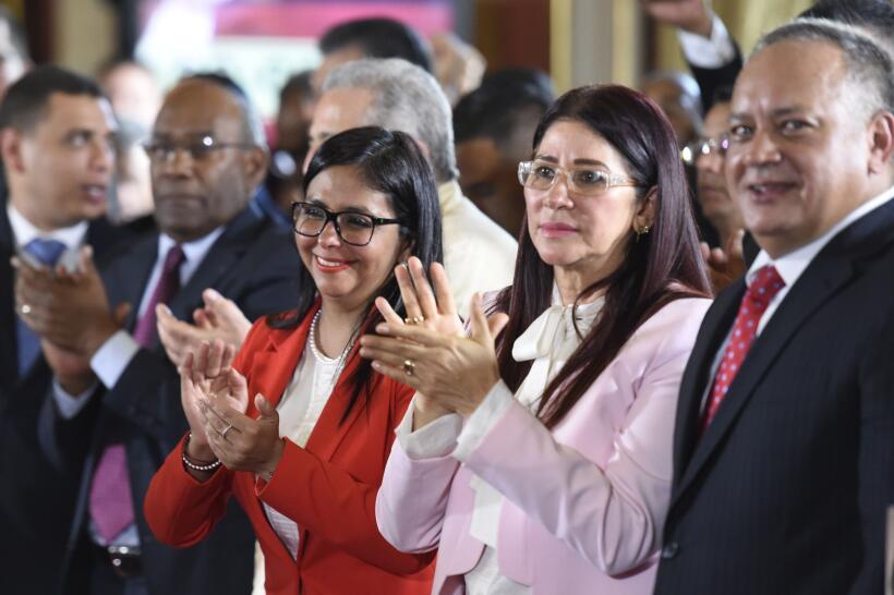 En fotos: el régimen de Venezuela aplasta una pequeña rebelión militar e...