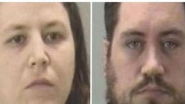 El diario ElMundo.es publicó las fotografías de Aaron y Elizabeth Ramsey...