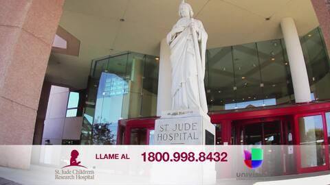 Ayuda a salvar niños con cáncer #UnidosConStJude