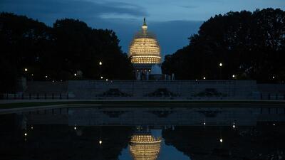 El triunfo republicano sacude al Capitolio