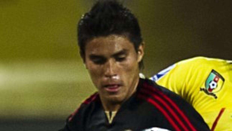 La lesión de Dávila le dará oportunidad de jugar al también delantero me...