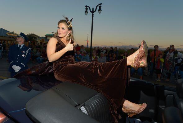 Miss Vermont Jeanelle Achee