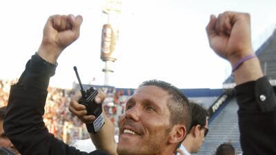 El crecimiento del 'Cholismo' en el fútbol: ¿cuál es su futuro en Atlético de Madrid?