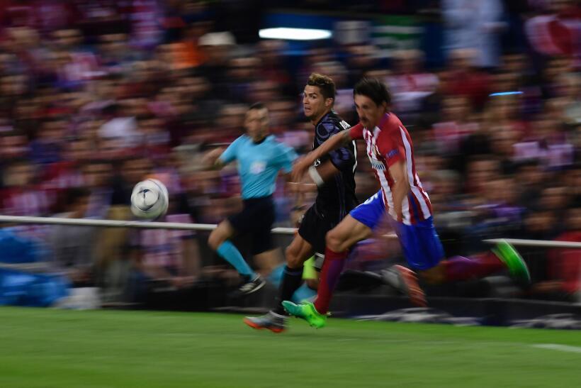 """Cristiano: """"Nosotros somos el Real Madrid y tenemos más experiencia"""" Get..."""
