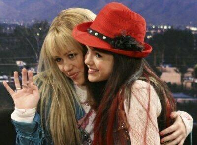 ¡Quién la viera! Miley Cyrus subió una foto de ella cuando se veía dulce...