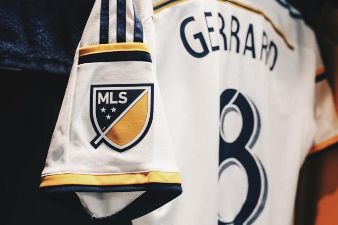 Steven Gerrard debuto en la MLS con el LA Galaxy