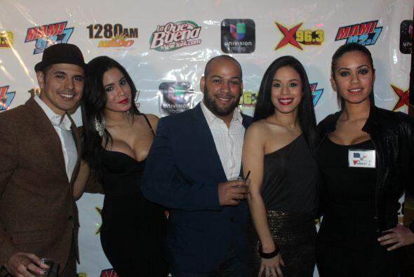 Univision Radio celebró el día de la independencia dominicana junto al s...