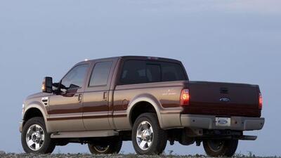 Varias pickups de Ford tienen problemas con la dirección.