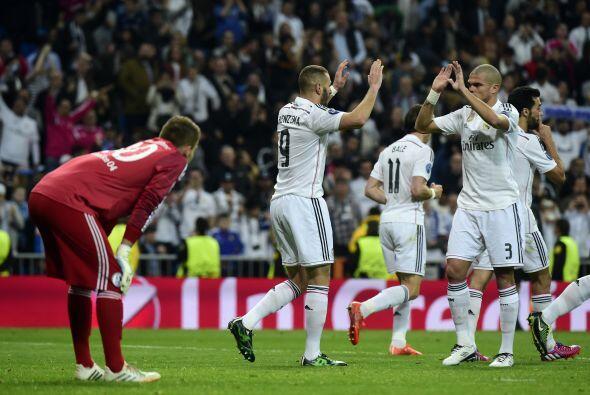 Real Madrid reaccionaría con el gol de Ronaldo, el portugués anotaría de...