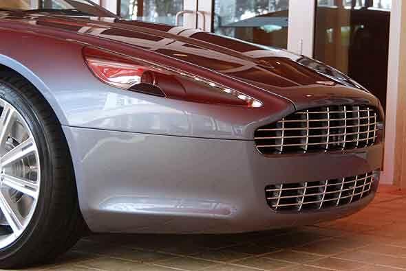 Para sus diseñadores, el auto, al igual que un caballo de carreras que o...