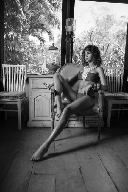Una sensual escultura del capoeira llamada Talita Santana TALITA_SANTANA...