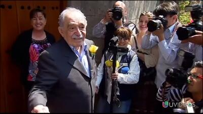 Hospitalizan al Nobel de Literatura Gabriel García Márquez