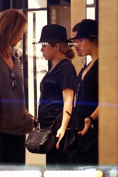 Nada más y nada menos que la boutique de Chanel.