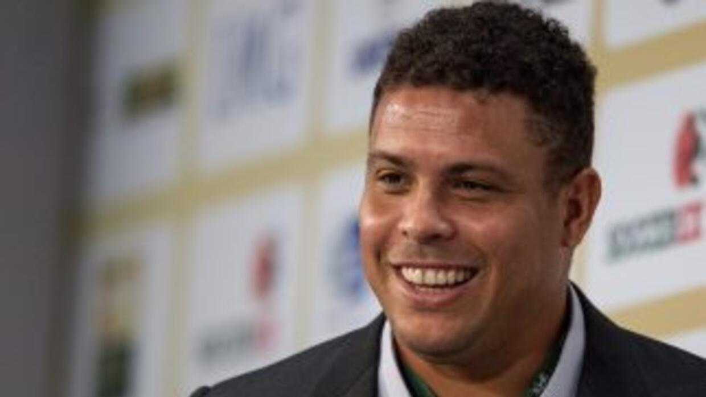 El 'Fenómeno' piensa que su compatriota neymar logrará sortear las dific...