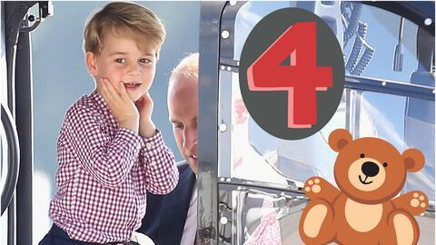 Los cuatro años del príncipe George