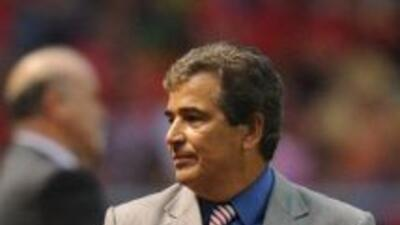 Jorge Luis Pinto, DT Costa Rica.