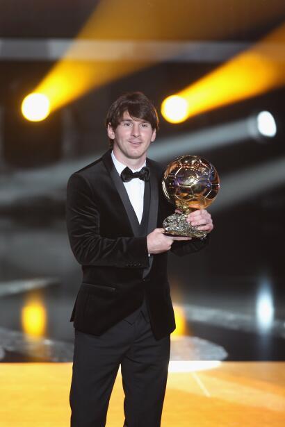 La 'ardiente' Miss Bumbum felicitó a Messi por su Balón de Oro GettyImag...