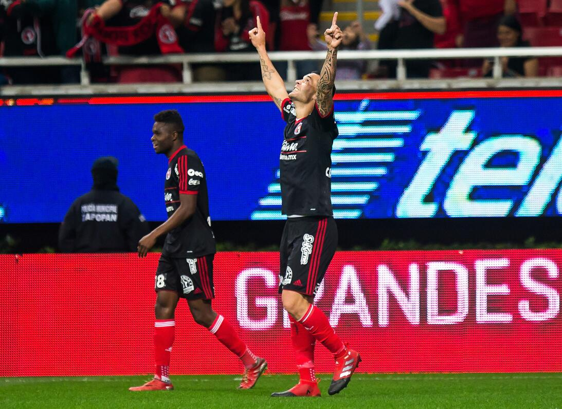 Alerta Liga MX: solo tres mexicanos en el Top 20 de goleadores 016 Milto...