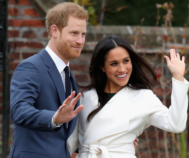 Otros matrimonios reales tan raros y transgresores como el de Harry y Me...