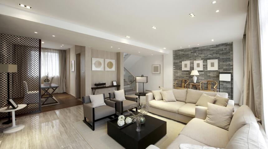 La sala es un sitio muy importante de la casa, es el lugar destinado a l...
