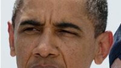 """Barack Obama está """"furioso"""" por la respuesta de BP al derrame en el Golf..."""