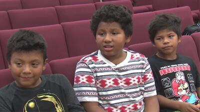 Niños y jóvenes hispanos que vivieron en la calle recorren EEUU con su mensaje de fe y esperanza