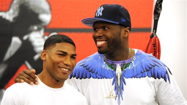 Ruptura entre Gamboa y 50 Cent's