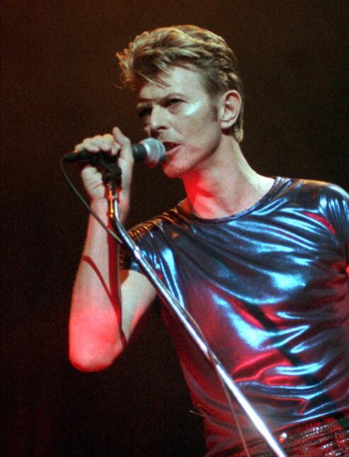 ARCHIVO - En esta imagen de archivo del 14 de septiembre de 1995, David...