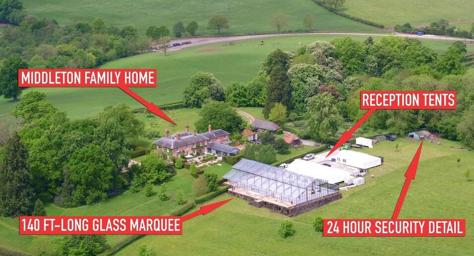 8 cosas que tienes que saber de la boda 'casi' real de Pippa Middleton U...