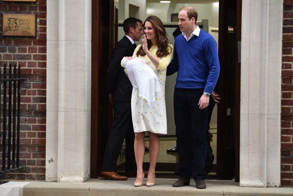 ¡Bienvenida, princesa de Cambridge!
