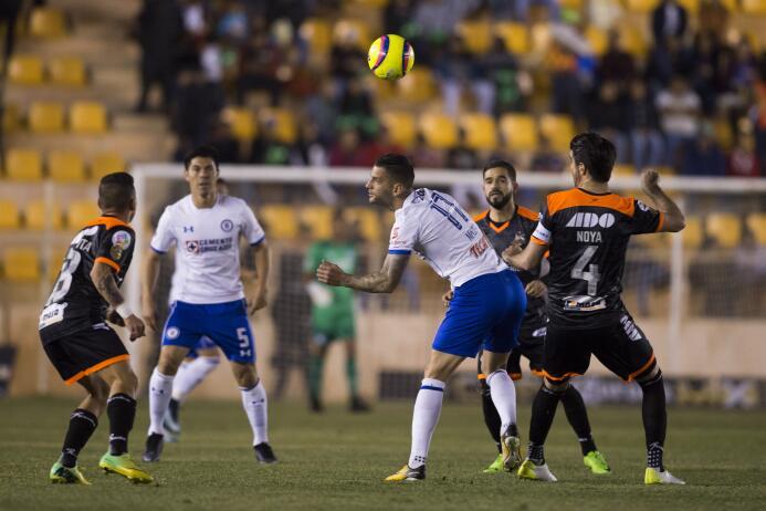 En fotos: Alebrijes impuso categoría contra Cruz Azul y lo venció en Cop...