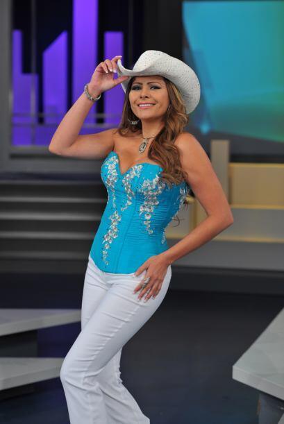 Carmen mostrará  sus mejores modelitos,