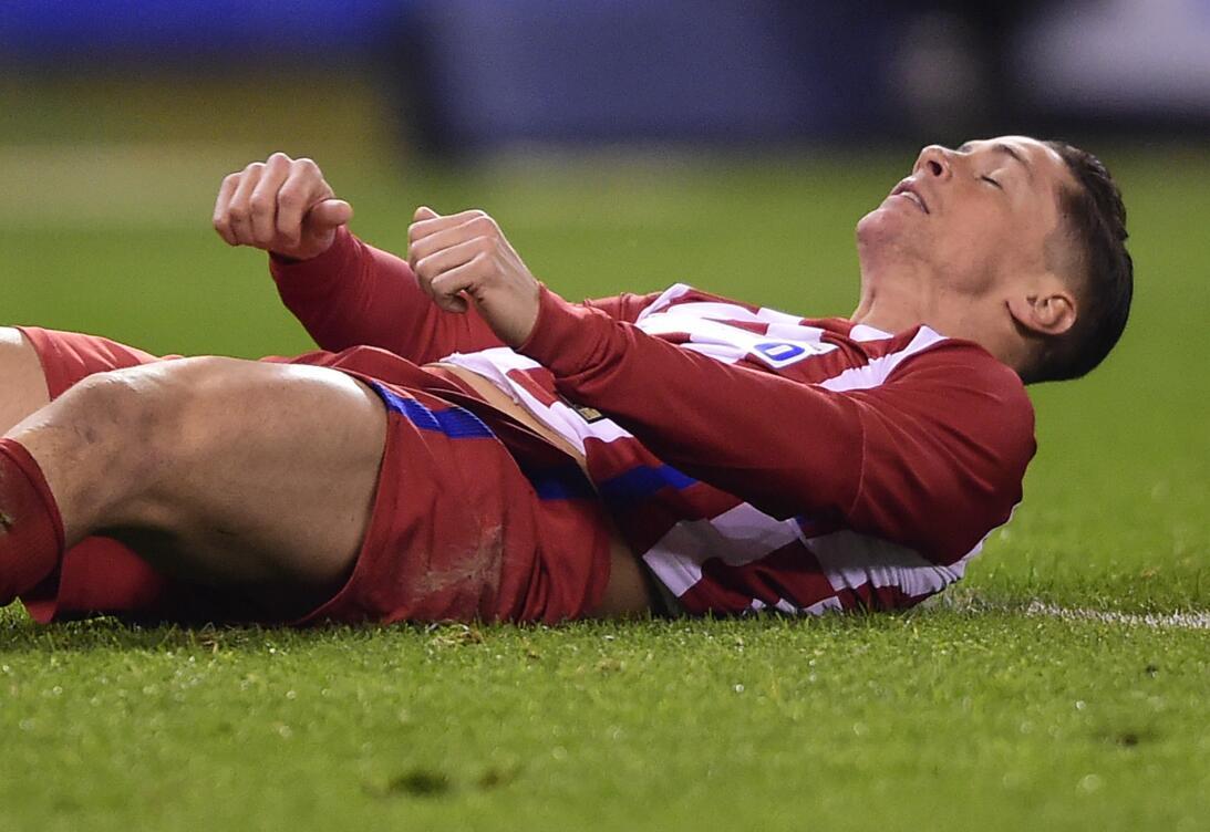 Fernando Torres fulminado