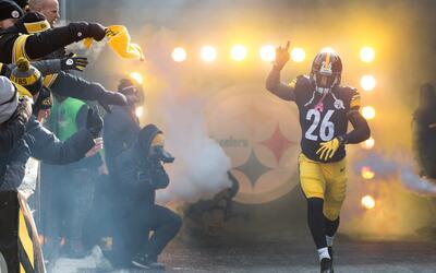 Le'Veon Bell es uno de los jugadores más dominantes de la NFL y f...