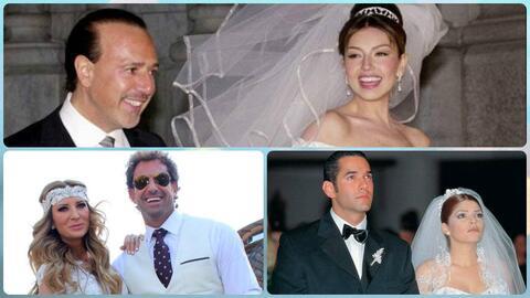 Las bodas más espectaculares de los famosos