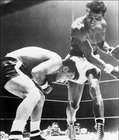 El toro y el toreroLa más célebre rivalidad en el boxeo se dio entre Jac...