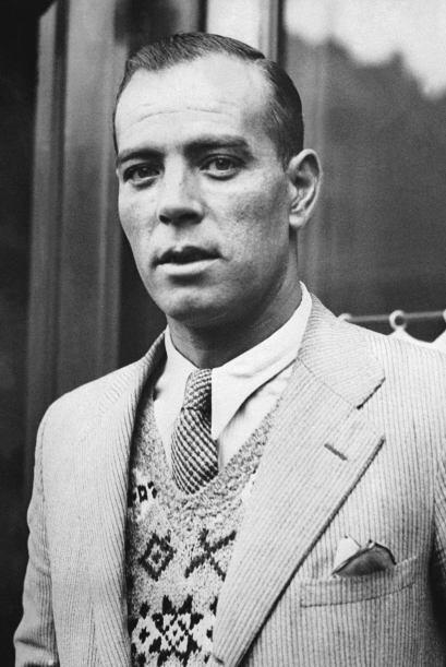 En 1933, José Samitier, que jugó 17 años con Barcelona, tuvo diferencias...