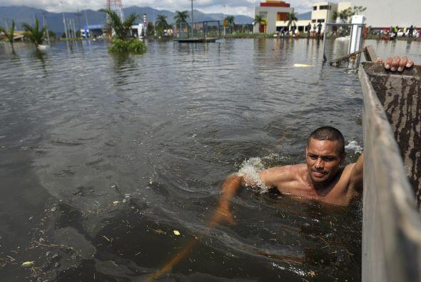 El balance proporcionado por el gobierno registra 1,381 emergencias en 6...