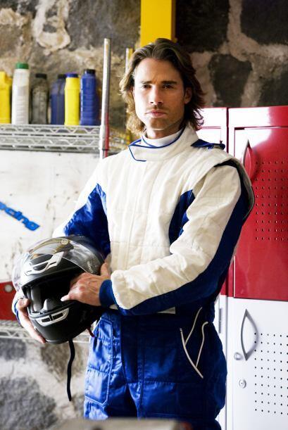 El guapérrimo argentino personificó a Mauricio Sermeño, un ex piloto de...