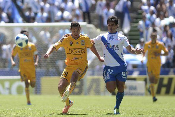 Puebla recibe a los Tigres en el Cuauhtémoc con la esperanza de sumar pu...